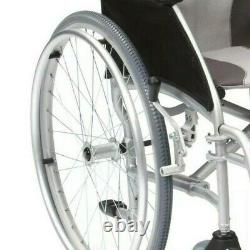 20 Seat Enigma Ultra Lightweight Aluminium Folding Self Propelled Wheelchair