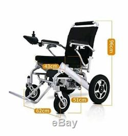 2019 Electric Motorized Power Wheelchair Folding Lightweight With Remote control