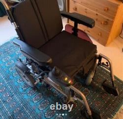 2019 Kymco Vivio lightweight folding electric wheelchair