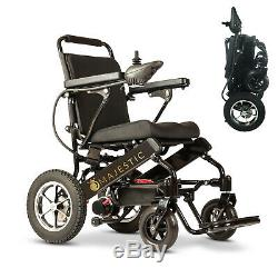 2020 NEW Comfy Go FDA Approved Lightweight Remote Control Electric Wheelchairs