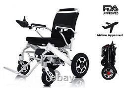 2021 Electric Motorized Power Wheelchair Folding Lightweight With Remote control