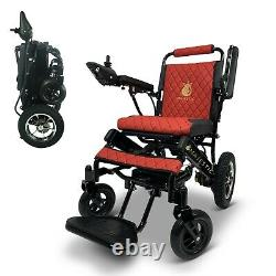 2021 Foldable Lightweight Special Limited Travel Electric Power Wheelchair