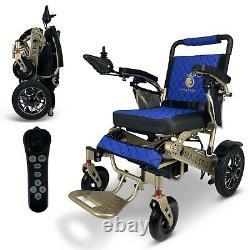 2021 Model Fold & Travel 19'' Electric Power Wheelchair, Lightweight, Remote