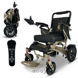 2021 New Creation Model Fold & Travel 19'' Electric Wheelchair, Lightweight