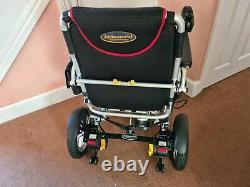 Ableworld Spirit Lightweight Autofold Electric Wheelchair