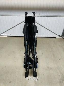Aidapt Lightweight Transit Wheelchair