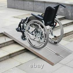 Aluminum Wheelchair Fully Folding Self Propelled Lightweight Transit Hand Break