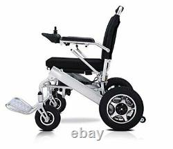 Automated Mobility Chair Electric Power Mobile Wheelchair Foldable Lightweight
