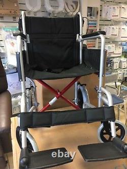 Brand New Lightweight Foldable Wheelchair Normally £199