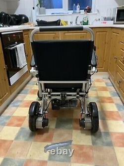 Care Co Foldawheel Lightweight Foldable Wheelchair