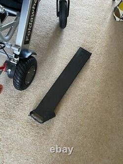 Careco Foldawheel Lightweight Folding Wheelchair