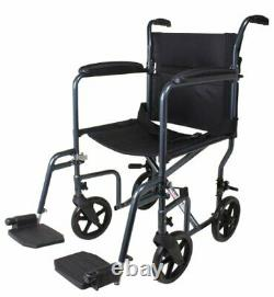 Carex Lightweight Transport Wheelchair