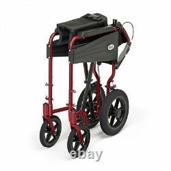 Days Escape Lite Ultra Lightweight Attendant Propelled Wheelchair 4 Colours