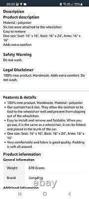 Days Escape Wheelchair, Lite Aluminium, Lightweight with Folding Frame