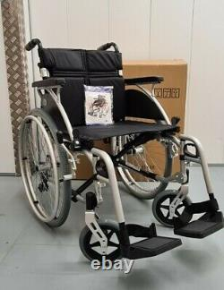 Days Link Self Propelled Crash Tested Wheelchair Lightweight19 inch seat FAB