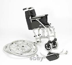 Days Swift Lightweight Folding Aluminium Self Propelled Wheelchairs 3 Colours