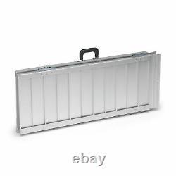 Drive Lightweight Folding Suitcase Ramp Aluminium Portable Wheelchair Access Aid