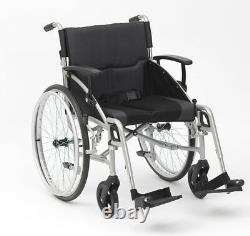 Drive Phantom Self Propelled Lightweight Wheelchair Padded Upholstery