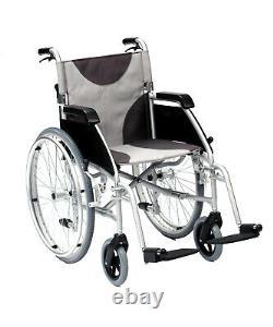 Drive Ultra Lightweight 17 Aluminium Folding Self Propelled Wheelchair