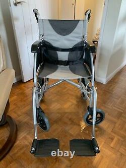 Drive Ultra Lightweight Transit Wheel Chair, Including Delivery