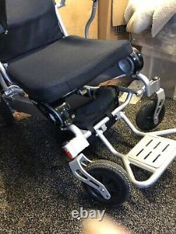 EASY Folding lightweight Electric Power Wheelchair