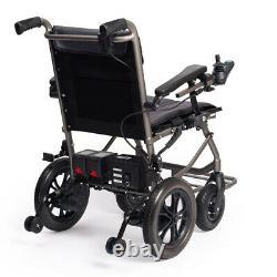 EFOLDi Power Chair Super Lightweight Aluminium Frame Only 15KG