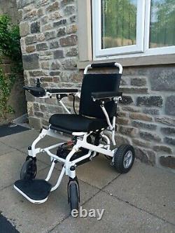 Electric Power Chair Lightweight Folding