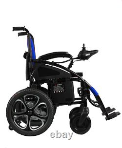 Electric Wheelchair Durable Lightweight Foldable Power Mobility Scooter Chair