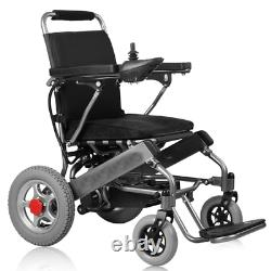 Electric Wheelchair Power Wheel Chair Lightweight Mobility Aid Foldable Folding1