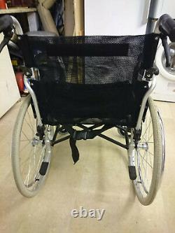 Elite Care Self Propelled Lightweight Aluminium Folding Wheelchair