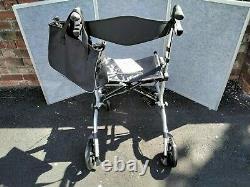 Elite Lightweight Folding Wheelchair New