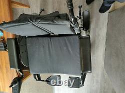 Enigma Energi lightweight folding Powerchair Electric Wheelchair
