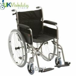 Enigma Lightweight Aluminium Self Propel Mobility Wheelchair