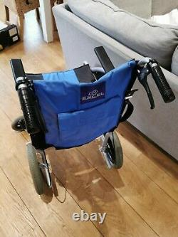Excel G-Lite Folding Lightweight Travel Wheelchair