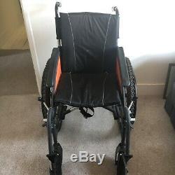 Excel G-explorer All Terrain Lightweight Wheelchair Self Propelled