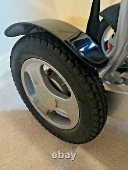 FOLDACHAIR D09 lightweight folding wheelchair for indoor & outdoor use