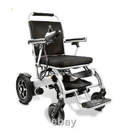 FOLDACHAIR Eco Lightweight Folding Electric Wheelchair with FREE P+P