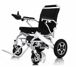 Foldable Electric Wheelchair For Adults Lightweight Power Wheel Chair Wheelchair