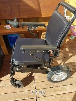 Folding Lithium Lightweight power wheelchair