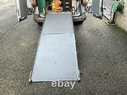 Folding Travel Mobilty Aid Lightweight Wheelchair Portaramp Access Ramp PTR 18