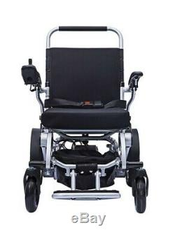 Freedom Chair AO8, Lightweight Folding Powered Wheelchair NEW Free Delivery