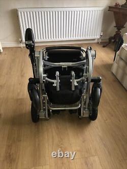Freedom Electric Lightweight Folding Wheelchair