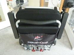 Freedom Lightweight Electric Foldable Wheelchair Model A06