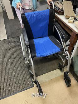 G-Lite Pro Lightweight Folding Self Propelled Wheelchair with Hand Brakes