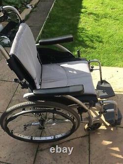 Karma Ergo 100 series Propelled Ultra Lightweight Wheelchair