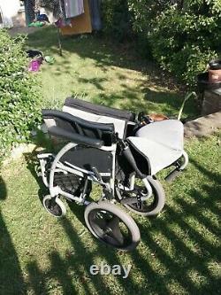 Karma Ergo 115 Lightweight transit wheelchair