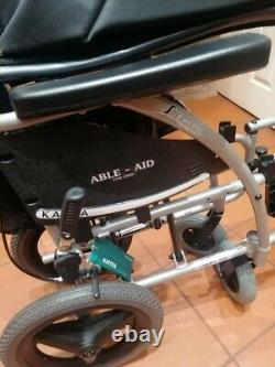 Karma Ergo Lite Self Propelled Ultra Lightweight Wheelchair