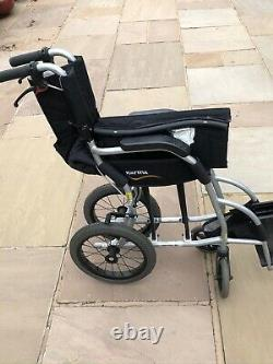 Karma Ergo Lite Wheelchair. Ultra Lightweight Folding Wheel Chair