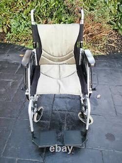 Karma S-Ergo 110 Lightweight Self-propelled Wheelchair