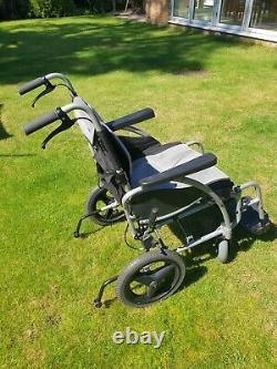 Karma S Ergo 125 Lightweight Wheelchair